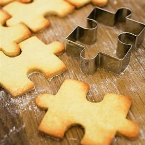 креативное печенье